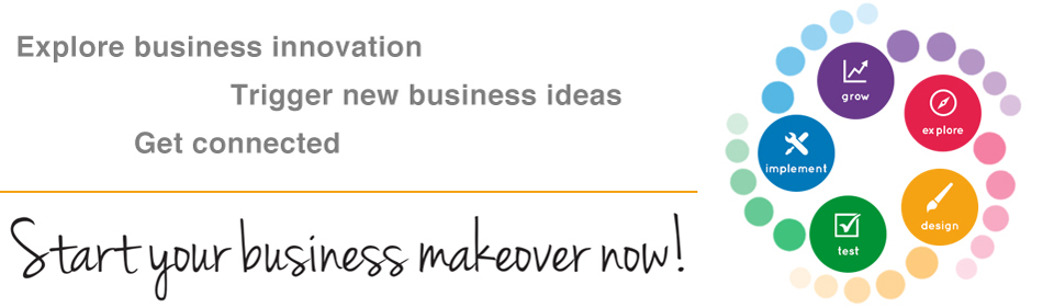 Start your business makeover now